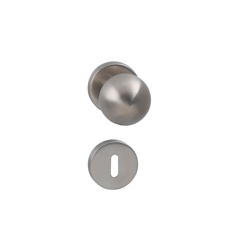 Ball 326 - BN - Brushed stainless steel
