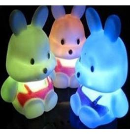 Lampička zajačik