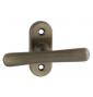 ELEGANT - Window olive - OGR - Antique brass