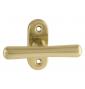ELEGANT - Window olive - OLV - Polished brass