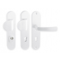 Security handle LINIA BETA - B - White comaxit