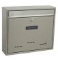Mailbox X-FEST RADIM LARGE inox