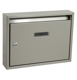 Mailbox PAVEL inox