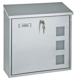 Mailbox ROTTNER MURO inox