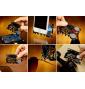 Oceľová multifunkčná karta Wallet Ninja 18v1