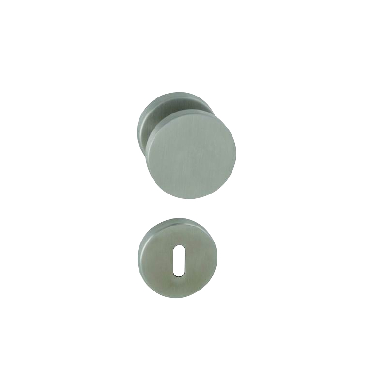 Ajtó gömb TUPAI 2006 - BN - Szálcsiszolt inox
