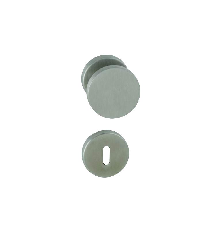 Gałka drzwi TUPAI 2006 - BN - Szczotkowana nierdzewna