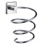 Hairdryer holder SMEDBO HOUSE - Polished chrome