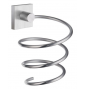 Hairdryer holder SMEDBO HOUSE - Brushed chrome