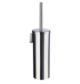Toilet brush with metal container SMEDBO HOUSE - Polished chrome