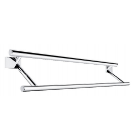 Double towel holder NIMCO KEIRA KE 22061D-26