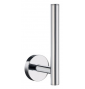 Spare toilet roll holder SMEDBO HOME - Polished chrome