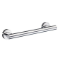 Grab bar SMEDBO HOME - Polished chrome