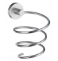 Hairdryer holder SMEDBO HOME - Brushed chrome