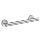 Grab bar SMEDBO HOME - Brushed chrome