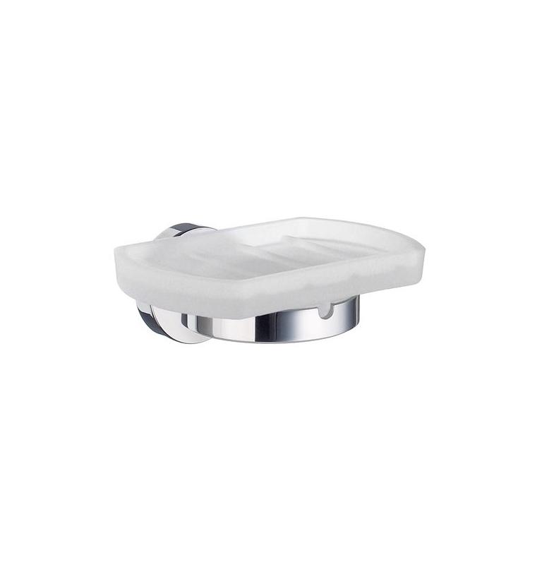 Miska na mýdlo s držákem SMEDBO HOME - Chrom lesklý