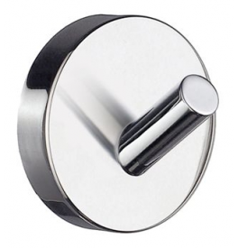 Hook single SMEDBO HOME - Polished chrome