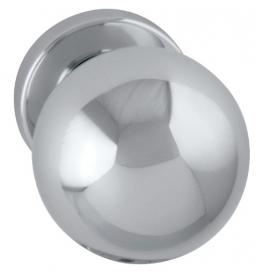 Dverná guľa SFÉRA - OC - Chróm lesklý