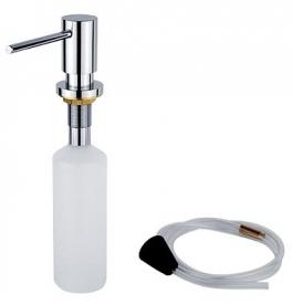 Vstavaný dávkovač tekutého mydla (aj do drezu) NIMCO UNIX