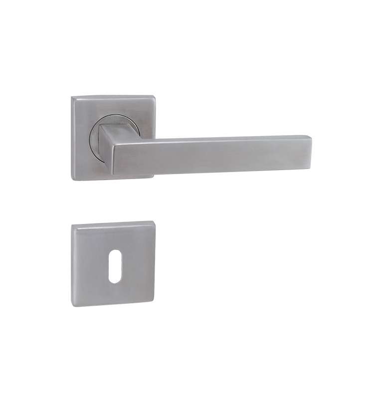MP - QUADRA - HR - BN - Brushed stainless steel