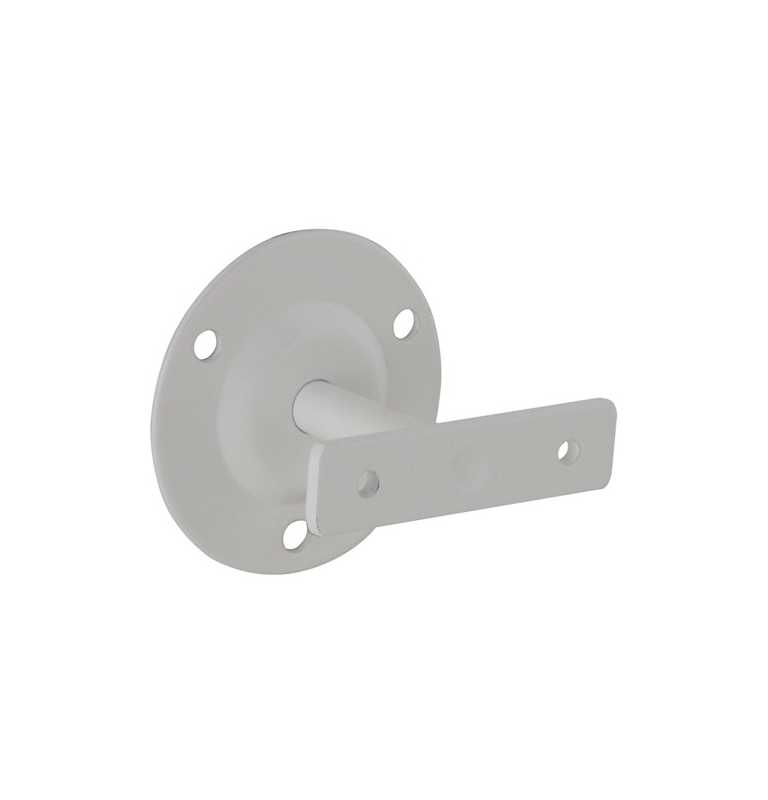 Handrail Bracket 409T - White