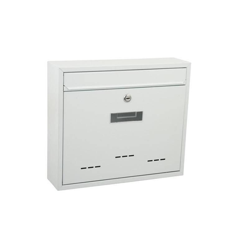 Mailbox X-FEST RADIM - White