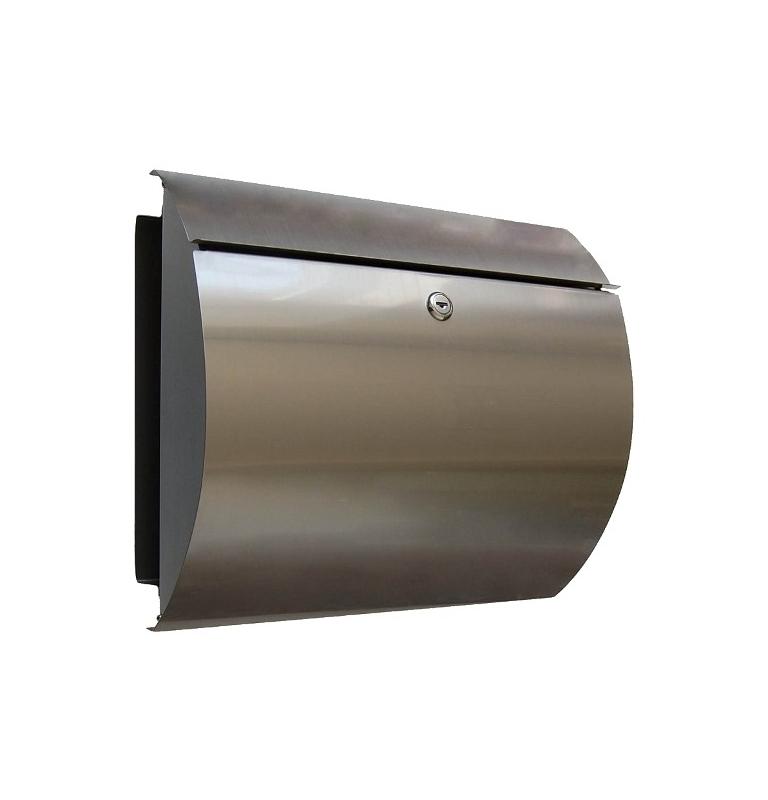 Mailbox X-FEST ROLAND inox