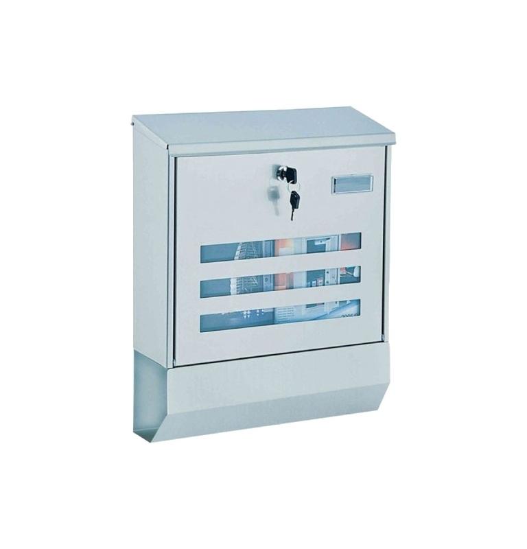 Poštovní schránka ROTTNER JUBILEE 40 MAILBOX nerez