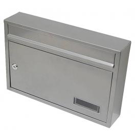 Skrzynka pocztowa X-FEST RADEK nierdzewna