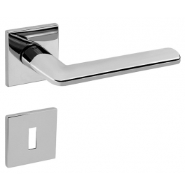 Handle TUPAI ELIPTICA - HR 3098 5S - OC - Polished chrome