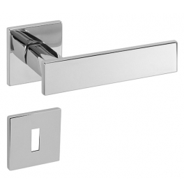 Handle TUPAI LINHA 2 - HR 2730 5S - OC - Polished chrome