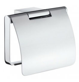 Toilet roll holder with lid SMEDBO AIR