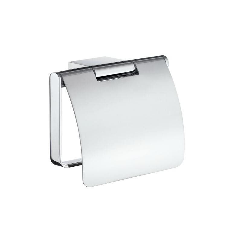 Toilettenpapierhalter mit Deckel SMEDBO AIR