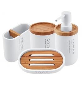 Set koupelnových doplňků NIMCO KORA KO 24000SET-05