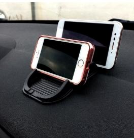 Nanopodložka s držákem na 2 telefony