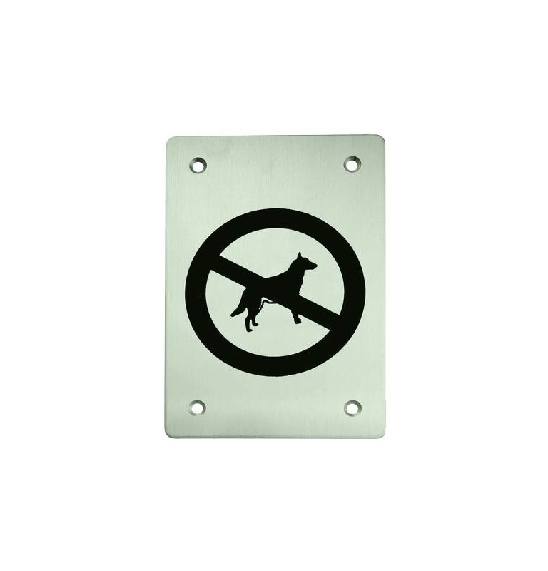 Pictogram TUPAI - no dogs