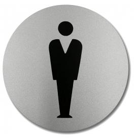 Piktogram toaleta męska