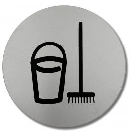 Piktogram upratovacia miestnosť