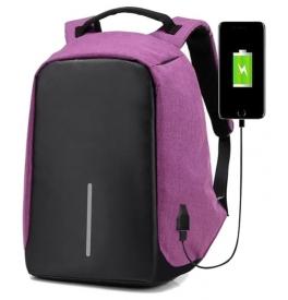 Bezpečnostný batoh s USB portom