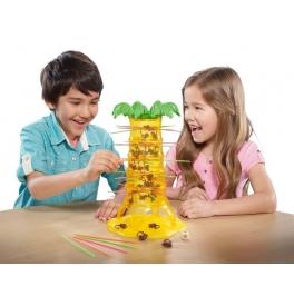 Hra Padajúce opičky