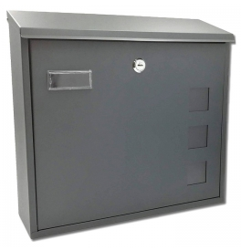 Mailbox X-FEST SVEN - Black
