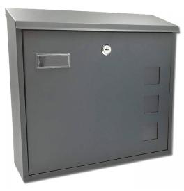 Poštová schránka X-FEST SVEN - Čierna