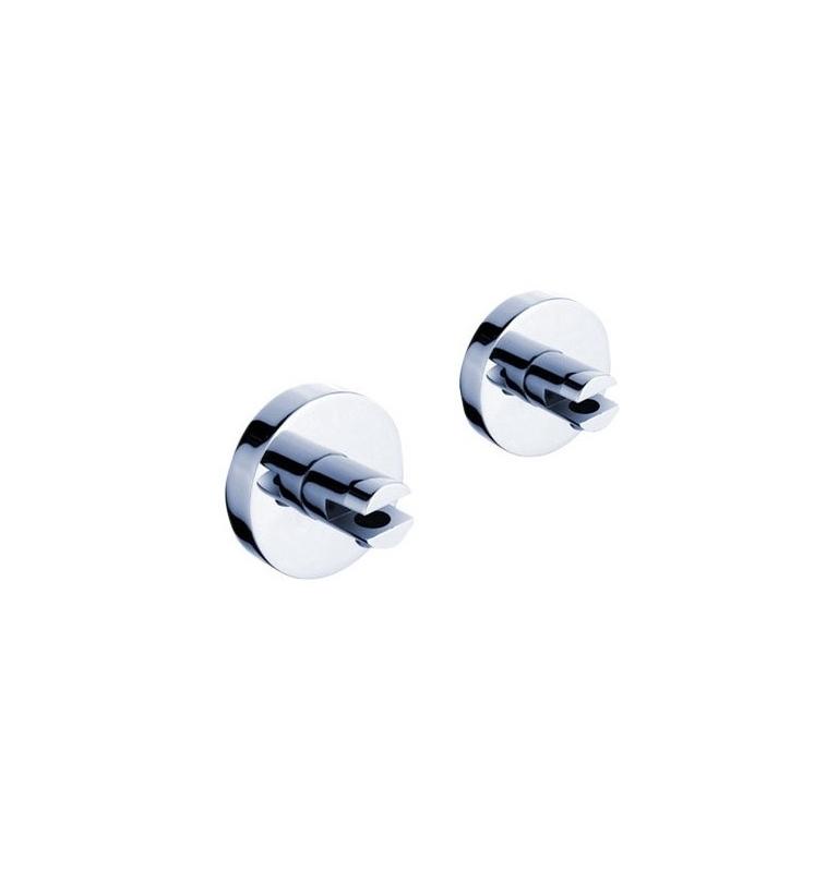 Glass shelf brackets NIMCO UNIX UN 13091BS-26