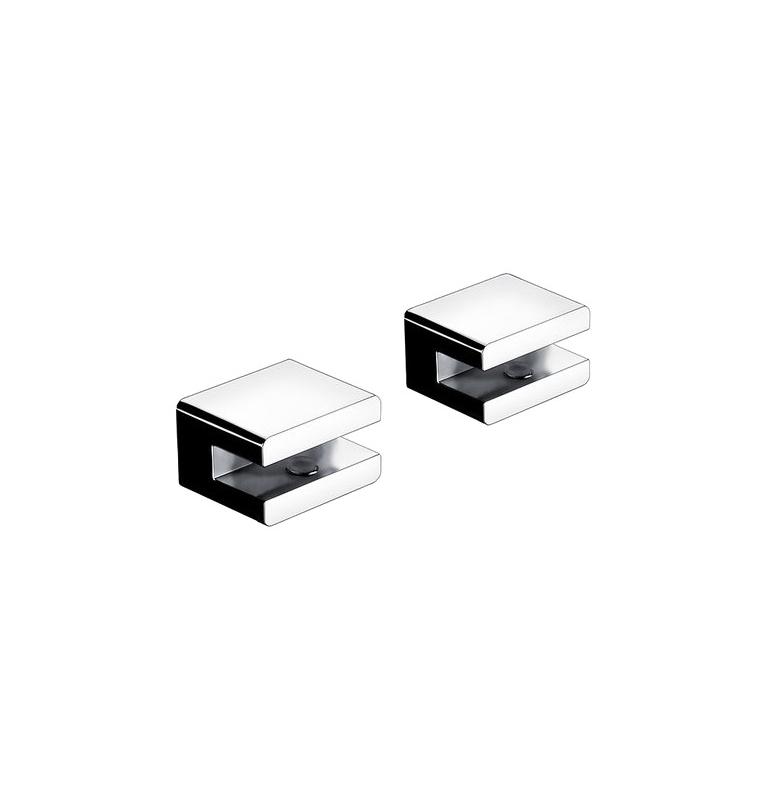 Glass shelf brackets NIMCO KIBO Ki 14091BS-26