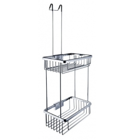 Double hanging shower basket NIMCO KIBO Ki 14017D-H-26