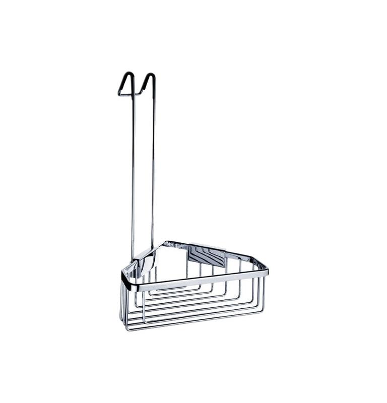 Závesná rohová odkladacia polička do sprchy NIMCO KIBO Ki 14003H-26