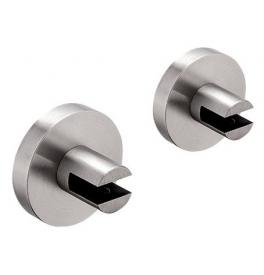 Glass shelf brackets NIMCO UNIX INOX UNM 13091BS-10