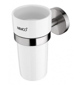 Pohár na zubní kartáčky NIMCO UNIX NEREZ UNM 13058KN-10