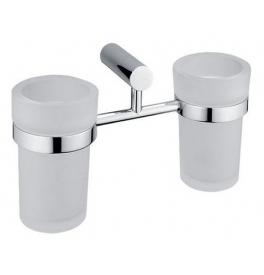 Držiak a dva poháre na zubné kefky NIMCO BORMO BR 11058DW-26