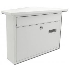 Poštovní schránka X-FEST KT02 - Bílá